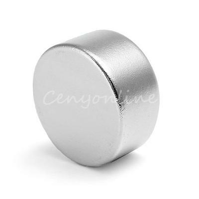 1PC Big Strong N52 Neodymium Magnet Rare Earth Round Disc 20mm x 10mm Fridge