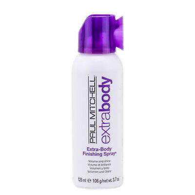 Paul Mitchell ExtraBody***EXTRA~BODY FINISHING SPRAY***3.7 oz/125 ml/106 g~~~NE