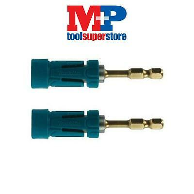 "Makita B-28531 Impact Gold Magnetic Screwdriver Bit Holder 1/4"" Hex Pack Of 2"