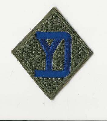 Us Army Patch - 26Th Infantry Division