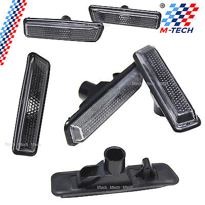 Intermitentes Laterales Oscuros Bmw X5 E53 Side Marker Clignotants Indicator