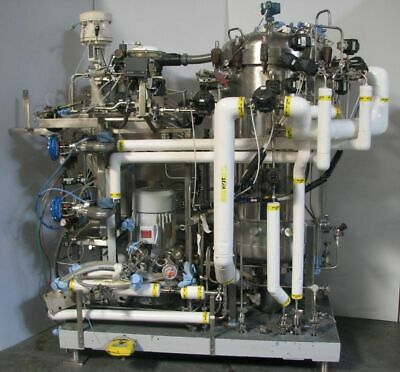 BioLafitte 300 Liter Jacketed Bioreactor Stainless Steel Fermentation System