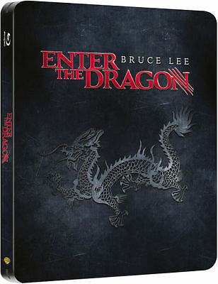Enter the Dragon Blu-Ray Steelbook Japan Limited Edition Sealed!