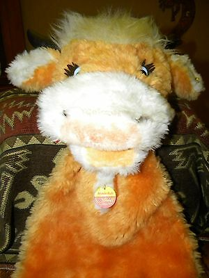 STEIFF MIMIC-KUH VINTAGE COW MADE IN GERMANY HAND PUPPET