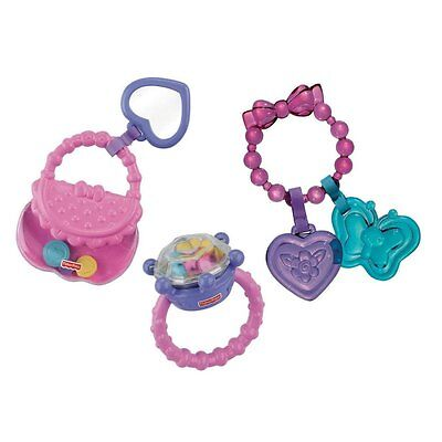 NEW Fisher-Price Brilliant Basics Little Glamour Gift Set FREE SHIPPING