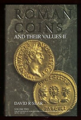 Roman Coins and their Values Volume Two. By David R Sear