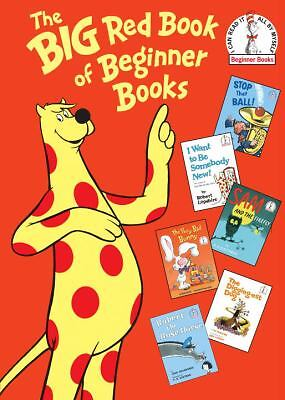 The Big Red Book of Beginner Books by Robert Lopshire, P. D. Eastman, Joan...