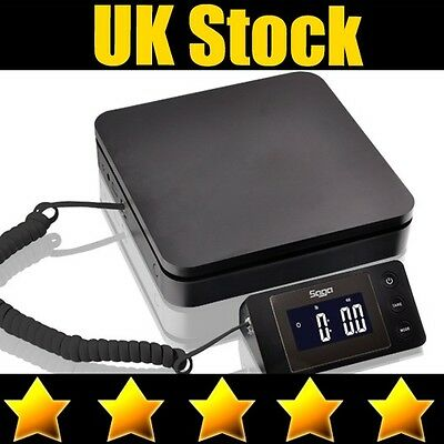 Saga Digital Postal Scale 45Kg X 5G Shipping Letter Parcel Scale Weight Postage