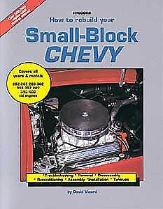 HP Books 1-557-880298 Book: How to Rebuild your Small-Block Chevy