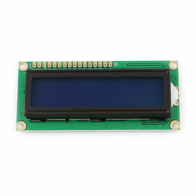 LCD Display Module HD44780 Controller Blue Backlight 1602 16x2 Character
