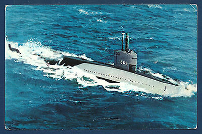 USS ALBACORE SS-569 Research Submarine Collectible