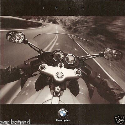 Motorcycle Brochure - BMW - Product Line Overview - 1999 (DC223)