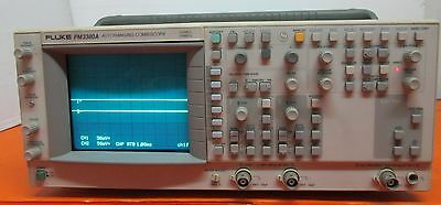 FLUKE PM3380A AUTORANGING COMBISCOPE 100MHZ 100MS/s