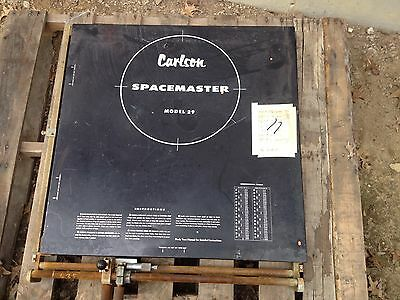 Carlson Spacemaster Model 29 Register Punch
