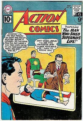 ACTION COMICS ISSUE 281 BY DC COMICS vg+
