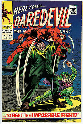 DAREDEVIL ISSUE 32 PRODUCED BY MARVEL COMICS vfn