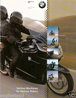 Motorcycle Brochure - BMW - Product Line Overview - 2006 (DC233)