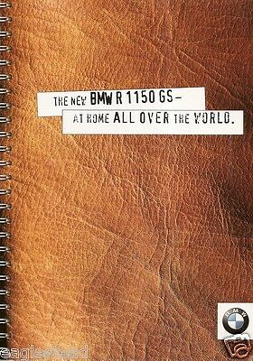 Motorcycle Brochure - BMW - R 1150 GS - c1999 (DC245)