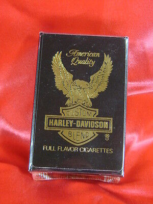 Brand New Promotional Harley Davidson Playing Cards Deck Poker Motorcycle
