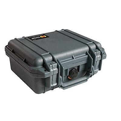 Pelican 1200 Case with Foam for Camera (Black) New