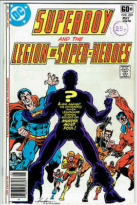SUPERBOY ISSUE NUMBER 239 BY DC COMICS vfn-