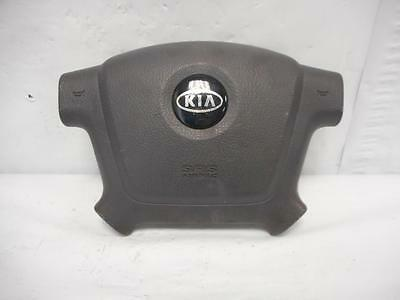 Fits Kia Spectra Driver Airbag Gray  2004-2006