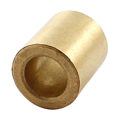 Oil Impregnated Sintered Bronze Bushing 10mm Bore x 16mm OD x 18mm Long