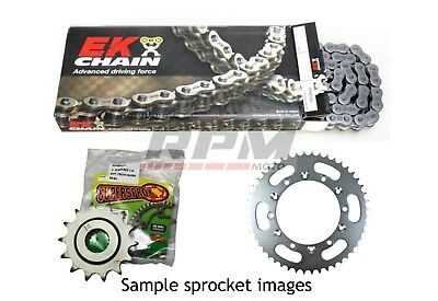 1981 - 2003 Honda XR100R EK HD chain and Supersprox steel sprocket kit 14/50