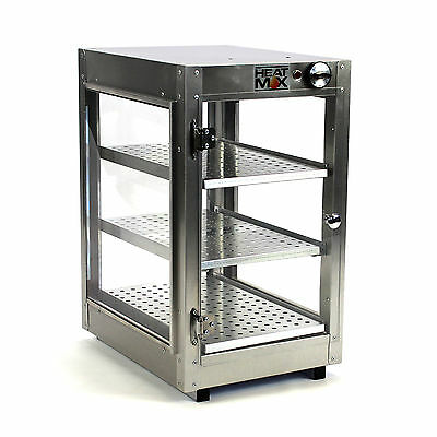 Commercial Countertop Food Warmer Display Cabinet Case 14 x 18 x 24