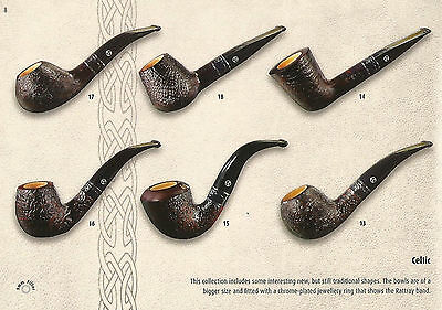 RATTRAY'S CELTIC PIPE SERIES ** NEW in BOX ** pfeife pipa