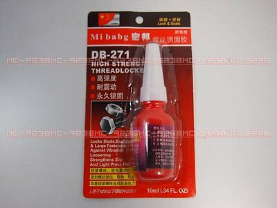Threadlocker 10g red for m8#G many motorcycle 10M screw bolts