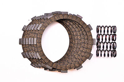 KG Clutch Pro Series Friction Clutch Plate Kit with Springs KG050-7/KGS-058