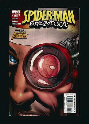 SPIDER-MAN BREKOUT US MARVEL COMICS VOL.1 # 4of5/'05