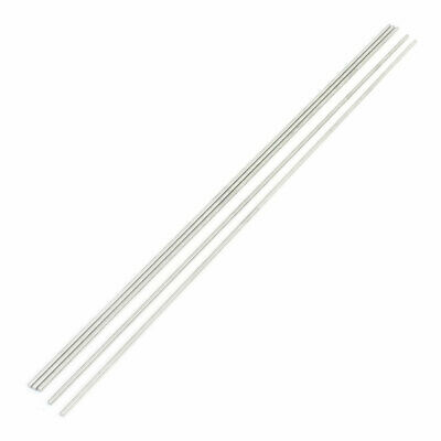 5Pcs 350mm x 2.5mm Stainless Steel Motion Axle Circular Round Rod Bar