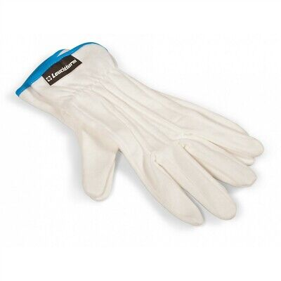 1 New Pair Lighthouse White Cotton Coin Inspection / Handling Gloves