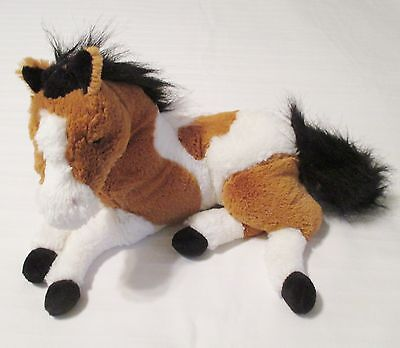 CIRCUS CIRCUS Las Vegas Reno Pony Horse Plush Stuffed Animal Toy EUC