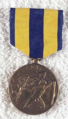 US Military Medal:  Navy Expeditionary Medal