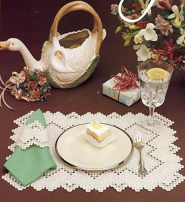 Hardanger With Southern Charm #1 Borders by Janice Love SIGNED NEW Pattern