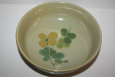 "Franciscan Earthenware Pebble Beach 7"" Round Vegetable Bowl"