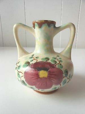 RARE VIOLA 91B  vase  pottery made in holland