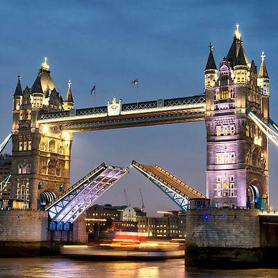 45% DISCOUNT City Break LONDON, nr. Tower Bridge - £65 for 2 inc. Breakfast!