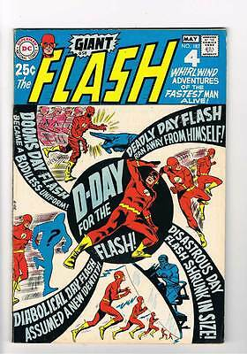 Flash # 187 The Man Who Stole Central City !  grade 6.5 scarce hot book !!