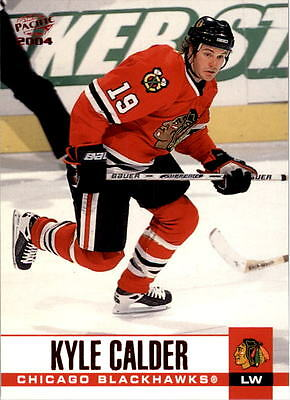 2003-04 Pacific Red #71 Kyle Calder