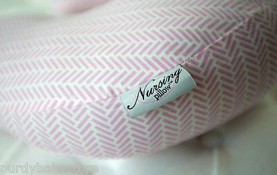 Nursing Pillow lullaby Fabric Breastfeeding Baby Infant Functional Comfortable