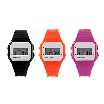 X10 Funky Sport Retro 1980's Style Colored Watches Mens Womens Unisex Wholesale