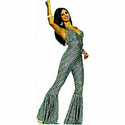 boogI WOMANS COSTUME OR sexy disco fever JUMPSUIT  @MOREEEEE TO SEE