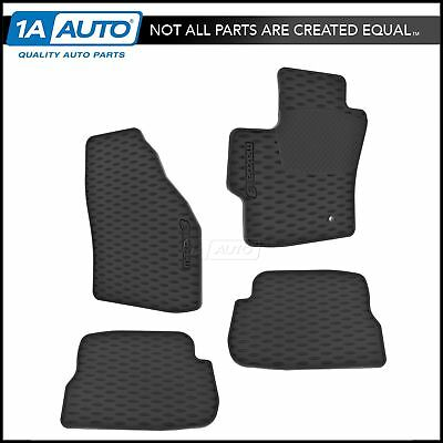 All Weather Floor Mats >> Protectants Interior Care Gmc Oem New Front All Weather
