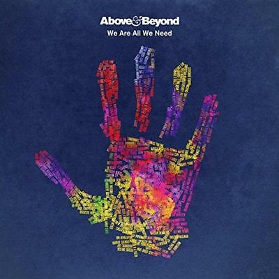 Above And Beyond - We Are All We Need (NEW CD)