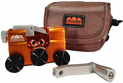 Timberline Chainsaw Sharpener Chain Sharpener With Carbide Cutter Of Your Choice