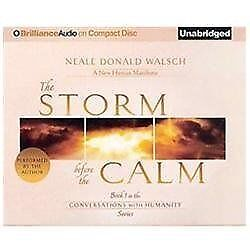 The Storm Before the Calm 1 by Neale Donald Walsch (2012, CD, Unabridged)